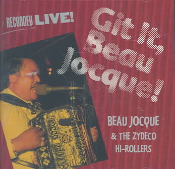 GIT IT, BEAU JOCQUE! BY JOCQUE,BEAU (CD)