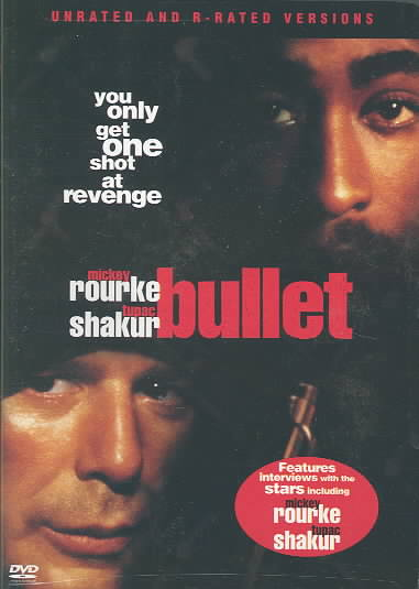 BULLET BY ROURKE,MICKEY (DVD)